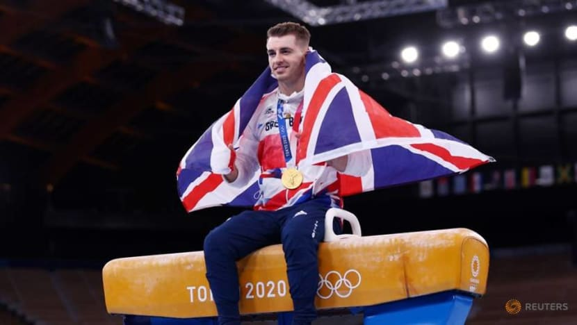 Gymnastics: Retaining title is draining but Whitlock has more in tank