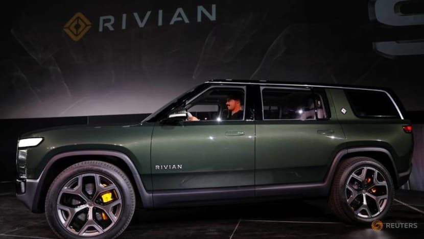 Rivian to delay production until September - Bloomberg News