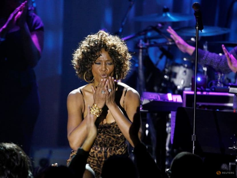 Whitney Houston's The Bodyguard is getting a Hollywood remake