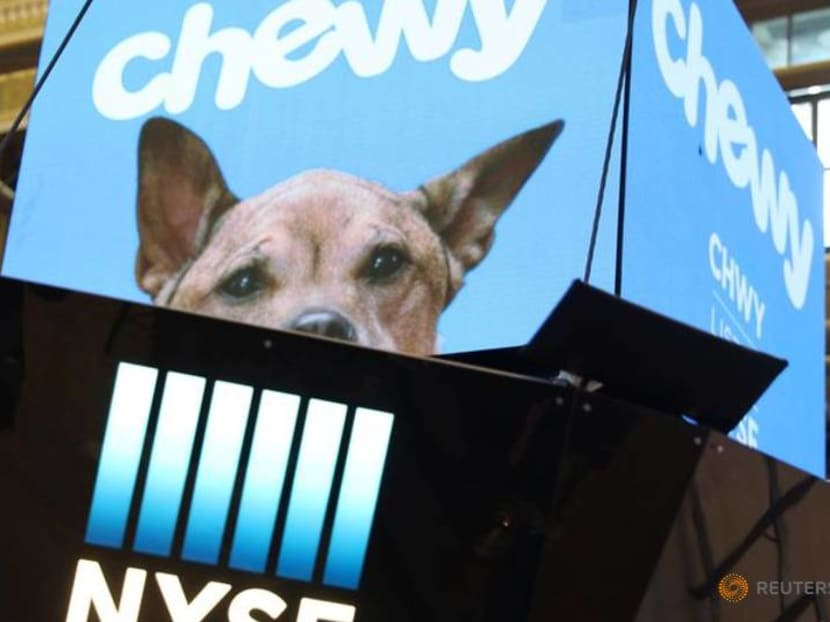 Chewy brings telehealth to cats, dogs as pandemic disrupts vet visits