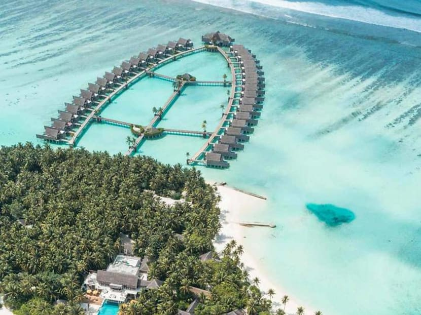 Heaven on earth: Spoiled blissful on a private island in the Maldives