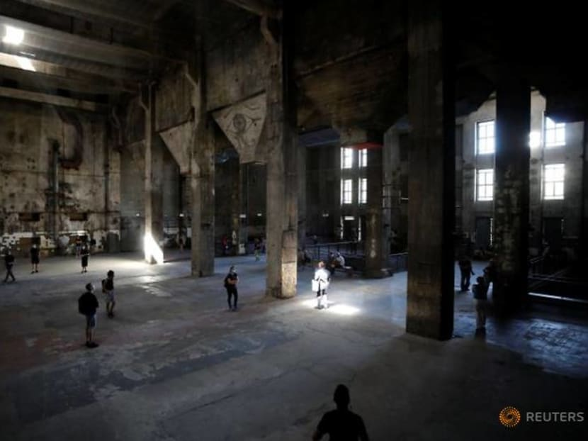 Berlin's techno cathedral opens for new kinds of sounds