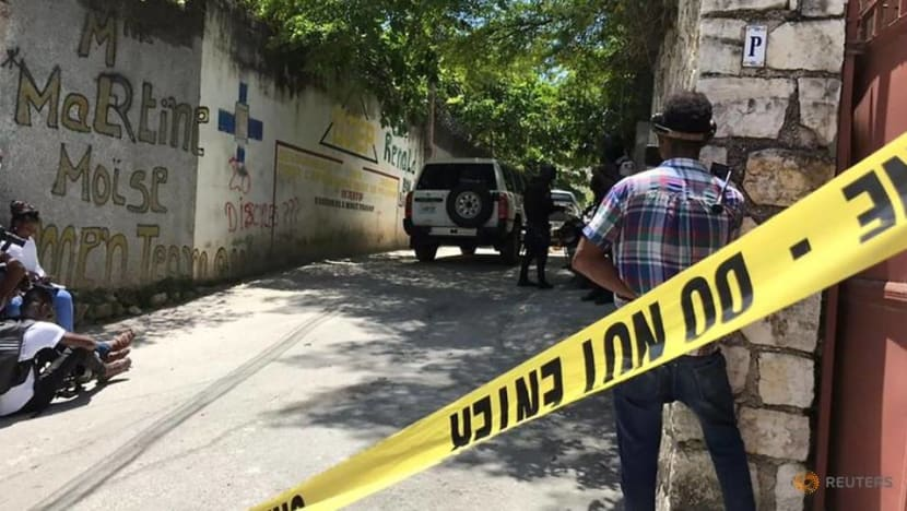 US probing American ties to assassination of Haitian president
