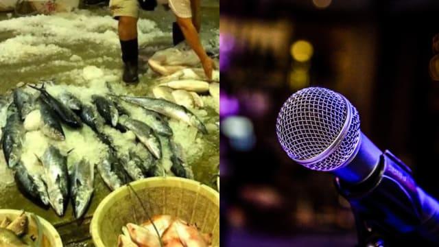 裕廊渔港和KTV感染群共增138起病例