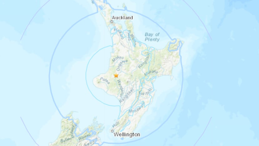'Just a little wobble': Thousands feel 6.1-magnitude tremor in New Zealand