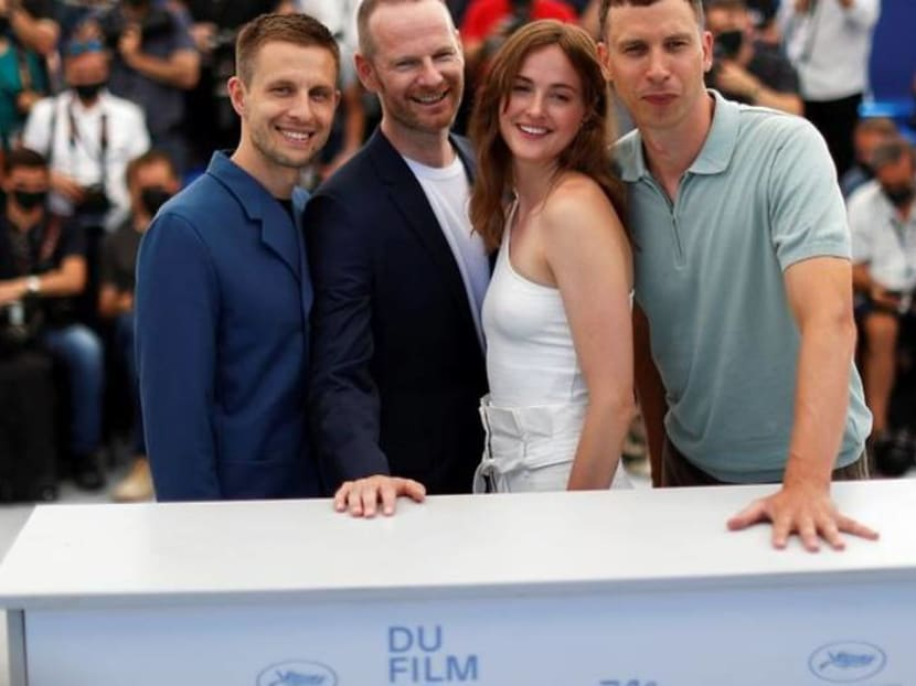 Cannes awards pick wide open after film festival's crowded comeback