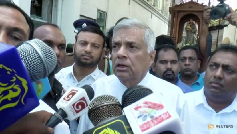 Sri Lanka PM not alerted to warning of attack because of feud: Minister