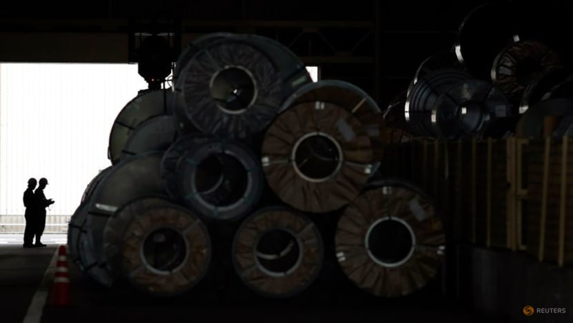 Japan July crude steel output jumps 32.5per cent to reflect demand recovery