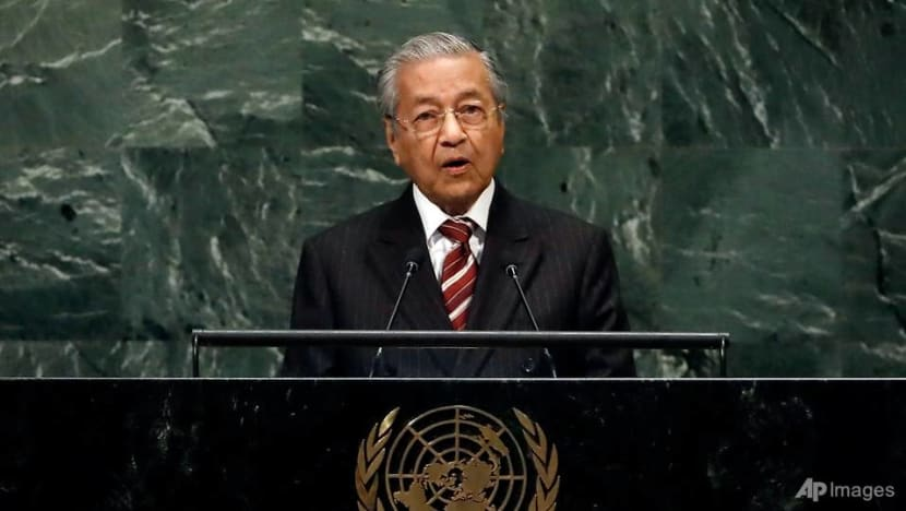United Nations must be reformed: Malaysia's Mahathir