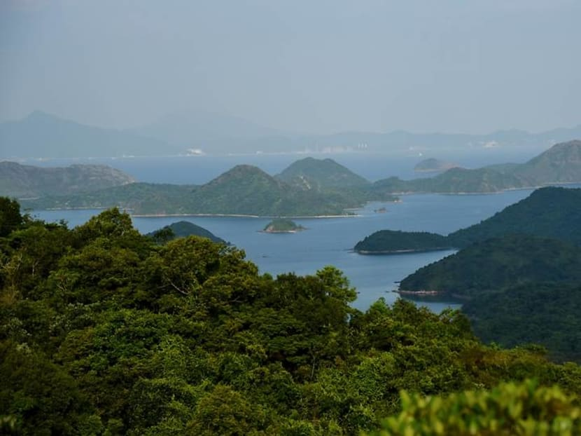 Sea views, flowing streams and a great workout: A day hike in Hong Kong's New Territories