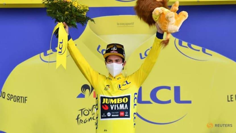 Roglic at a loss to explain Tour de France meltdown
