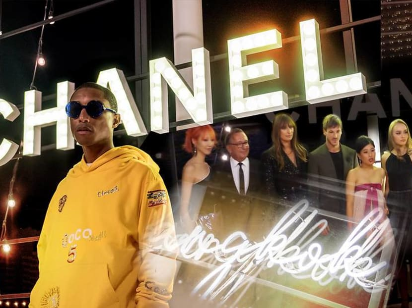 Pharrell Williams will design capsule collection for Chanel to be released in April 2019