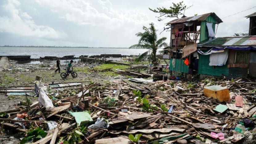 Death toll from Philippines typhoon hits 50
