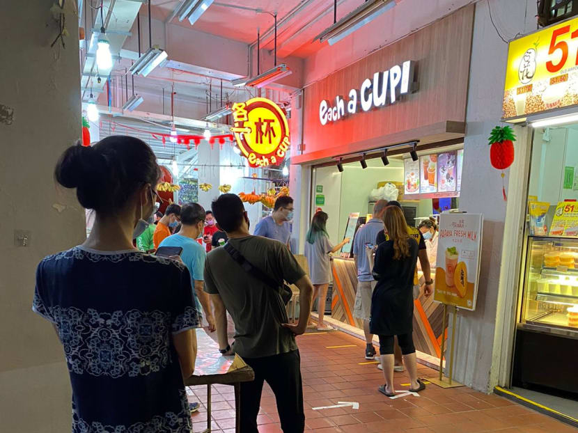 IN FOCUS: Singapore's love affair with bubble tea - an obsession that will never die?