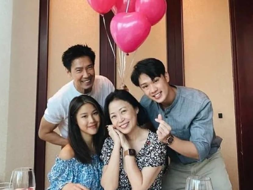 'My mind went blank': Edmund Chen shares story of how son Yixi almost lost an eye