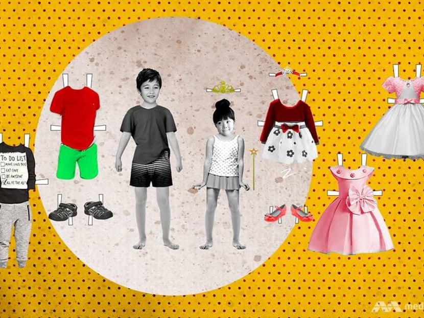 Style intervention: Making over the underdressed boy and overdressed girl