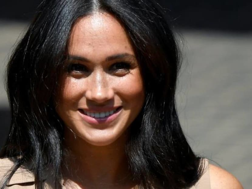 UK's Duchess Meghan says pain caused by tabloid paper runs deep
