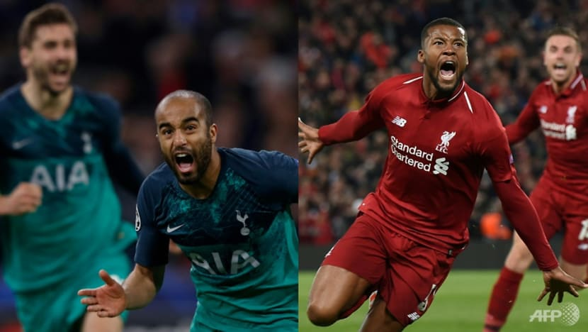 After the craziest week in Champions League history, will Liverpool or Spurs triumph in Madrid?