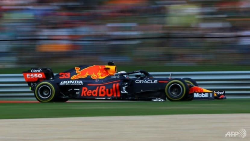 Formula 1: Frustrated Verstappen 'will never give up' in title race
