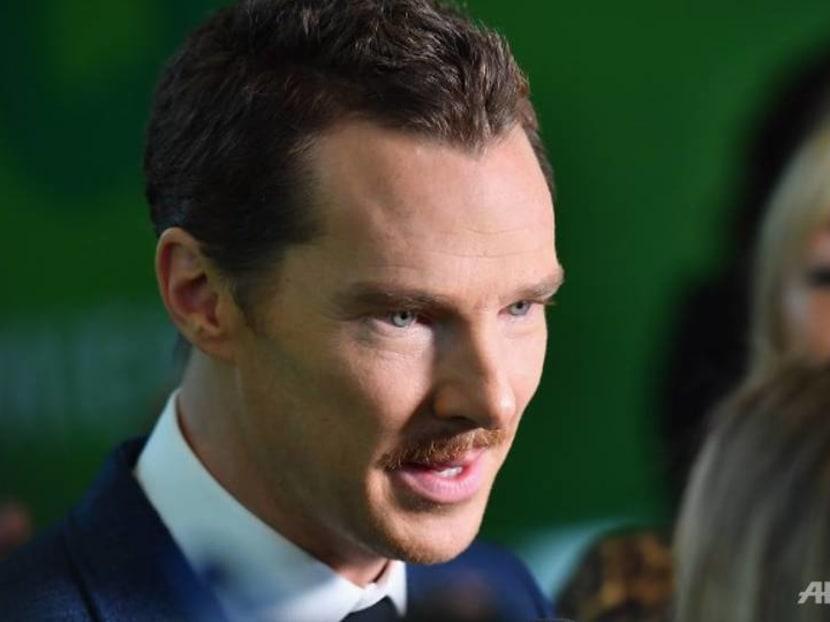 Benedict Cumberbatch to star in 'eye-opening' Brexit thriller