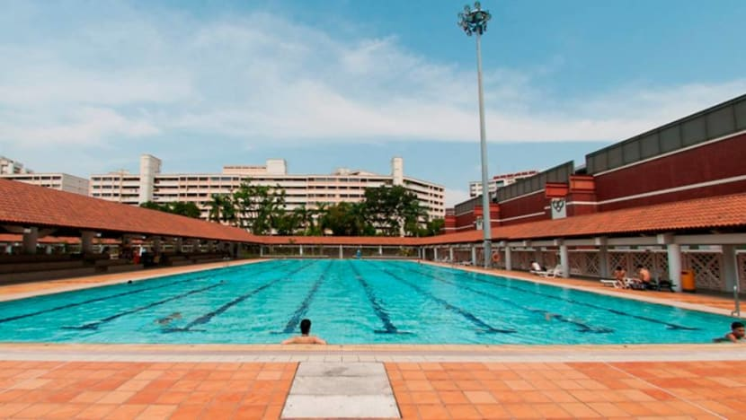 Free entry to public swimming pools and gyms for Singaporeans aged 65 and above