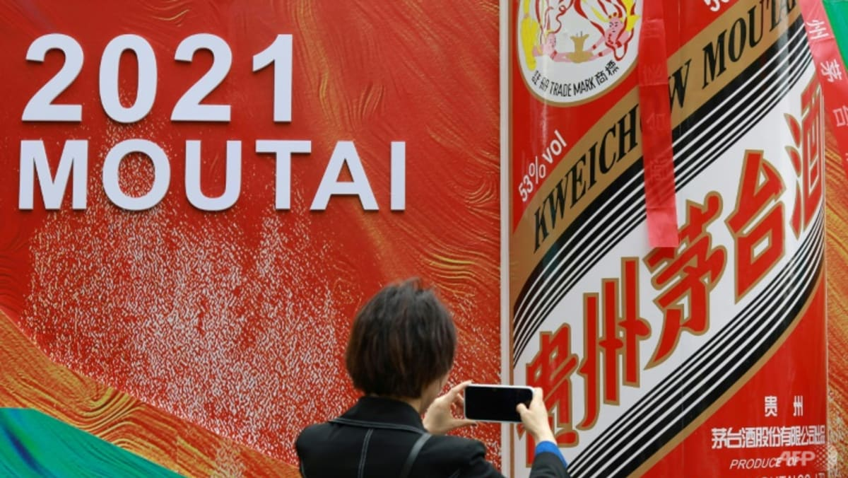 Picture - Former head of Chinese liquor giant Moutai jailed for life for bribery