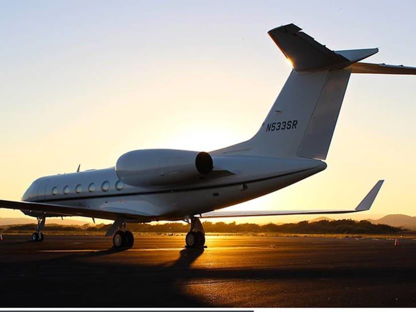 Well-heeled flyers worried about coronavirus turn to private jet service