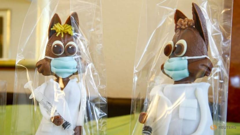 Chocolate-makers burnish social-media data to get a hop on Easter sales