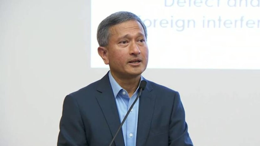 Therapeutics, vaccines should be 'global good for all': Vivian Balakrishnan to G20 foreign ministers
