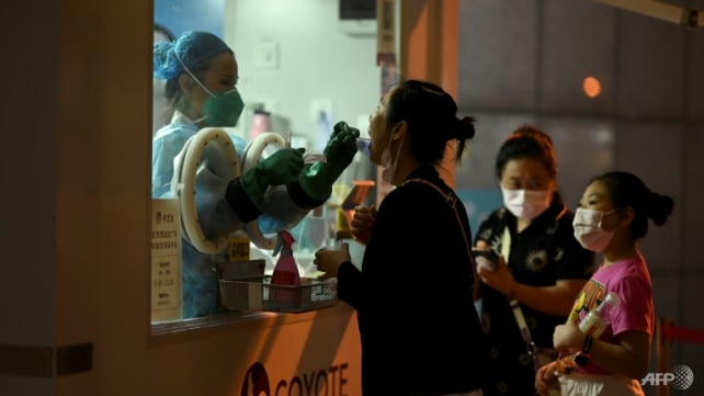 China battles new COVID-19 outbreak with eye on Winter Olympics