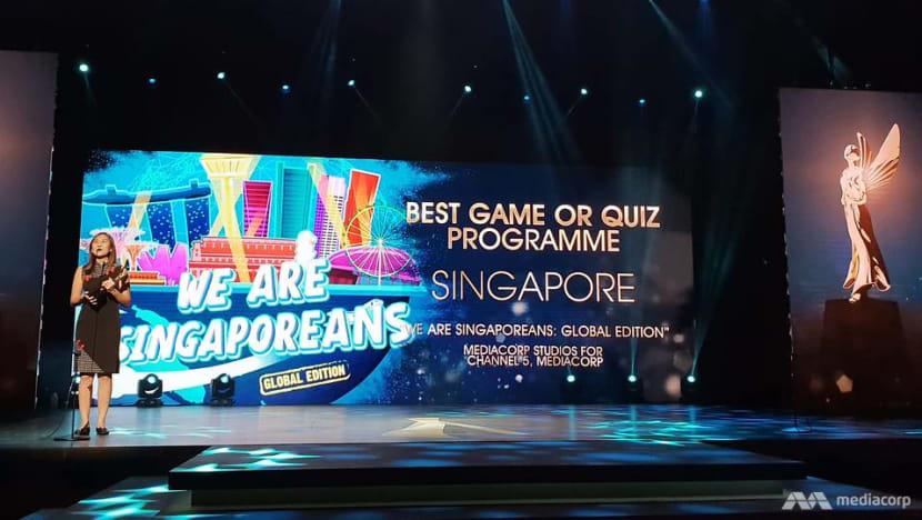 Mediacorp wins 5 awards at inaugural Asian Academy Creative Awards