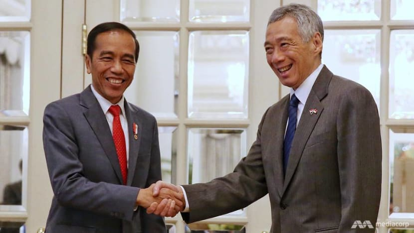 Excellent, multi-faceted relations between Singapore and Indonesia in 'good shape': PM Lee