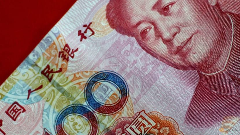 China's yuan eases, but basket index rises to 5-1/2-year high