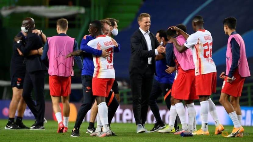 Leipzig's Nagelsmann relishing German coaching duel with Tuchel