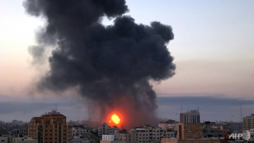 Commentary: Israeli military can't win in Gaza conflict, no matter how powerful it is