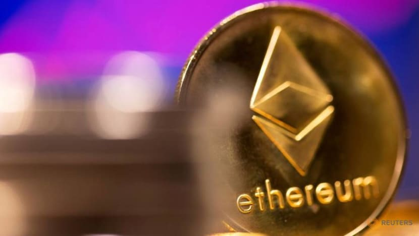 Ether falls 1per cent ahead of major upgrade to ethereum network