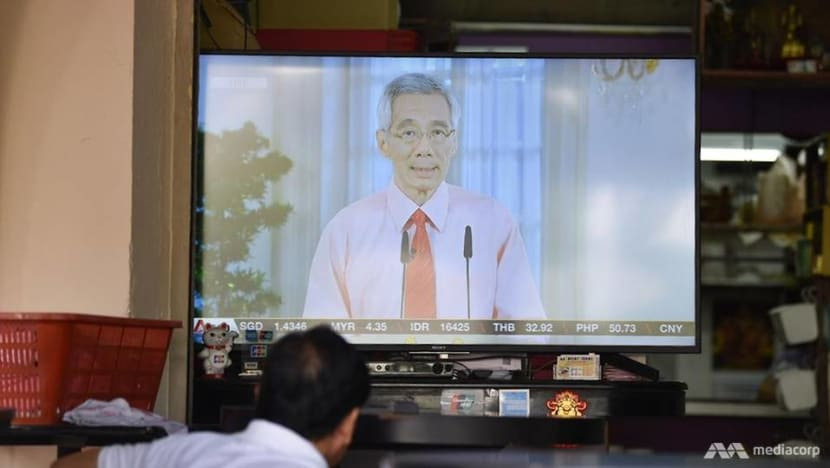 PM Lee on COVID-19 situation: At a glance
