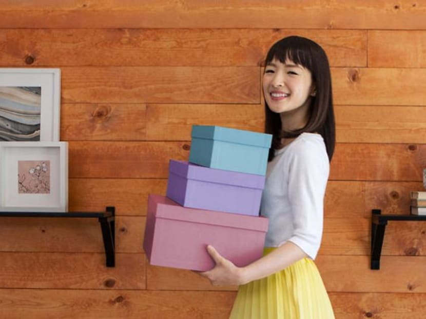 Mess appeal: Who is Marie Kondo and why does she want me to throw away stuff?