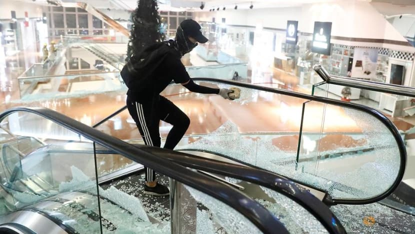Hong Kong's Festival Walk mall to remain closed after damage during protests: Singapore REIT