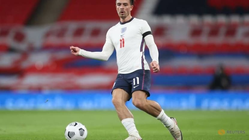 England's Grealish delighted by Gascoigne comparisons