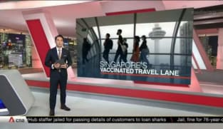 Singapore to open vaccinated travel lane to more countries, regions in coming weeks | Video