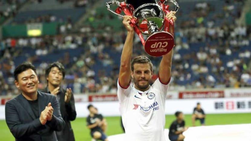 Football: Chelsea clinch 2-1 win over Barcelona in Japan friendly