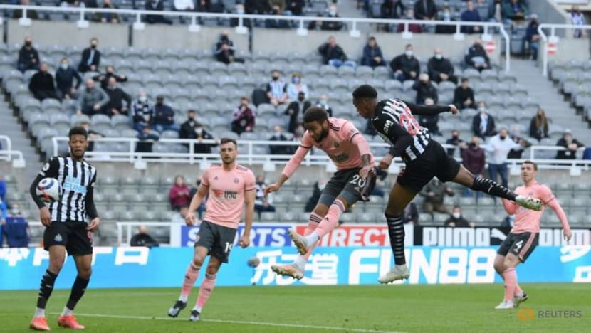 Football: Willock scores again to earn Newcastle win over Sheffield United