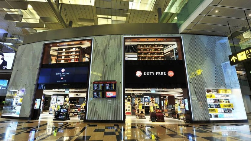 DFS to close its tobacco and liquor stores at Changi Airport