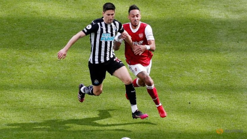 Football: Arsenal cruise to 2-0 win over Newcastle