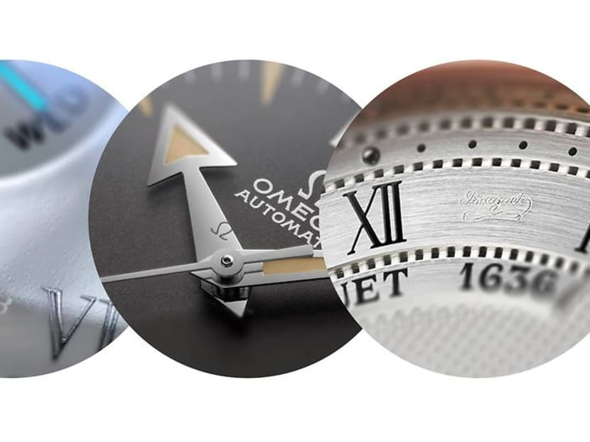Watch enthusiasts, look out for secret signatures on your timepieces to prove they're not fake