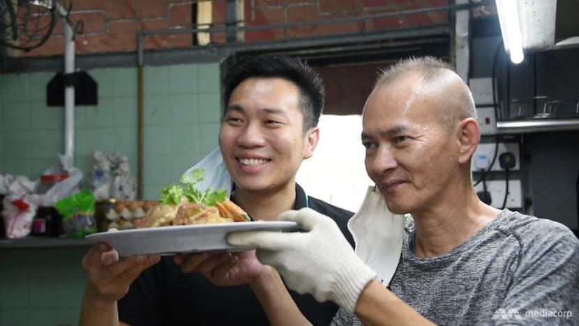 To save an old-school 'zi char' stall from COVID-19, a family comes together