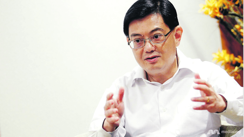 Oxfam inequality index a 'completely wrong analysis': Heng Swee Keat