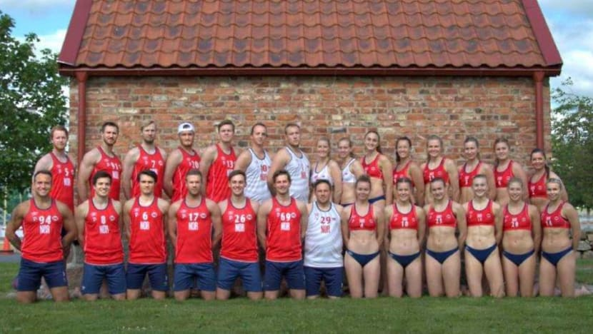 Commentary: Why should women's handball athletes be made to wear bikini bottoms?