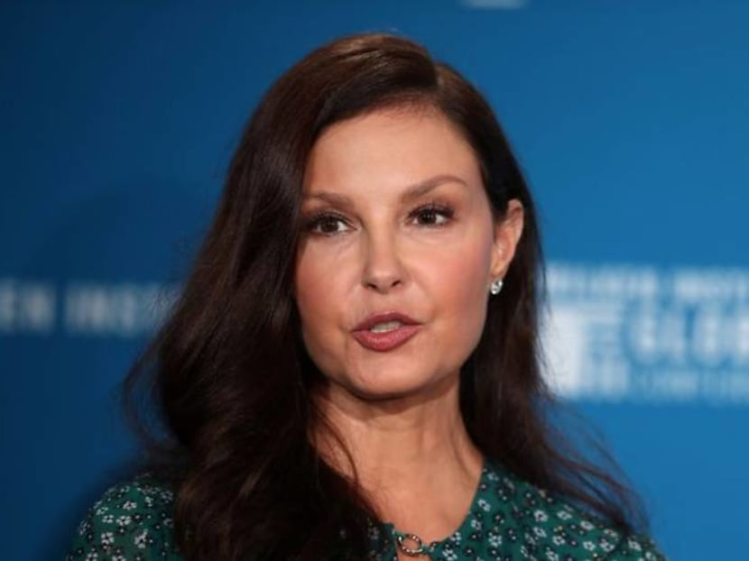 How actress Ashley Judd 'nearly lost' her leg in a rainforest in Congo